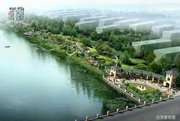 大规模的纯豪华别墅区 -江都房地产信息网